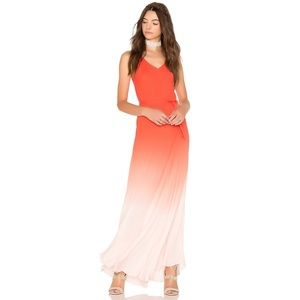 Young, Fabulous & Broke Carla Maxi Dress Ombre